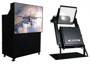 Visual Threat Recognition and Avoidance Trainer (VTRAT) - Simulation Display Solution