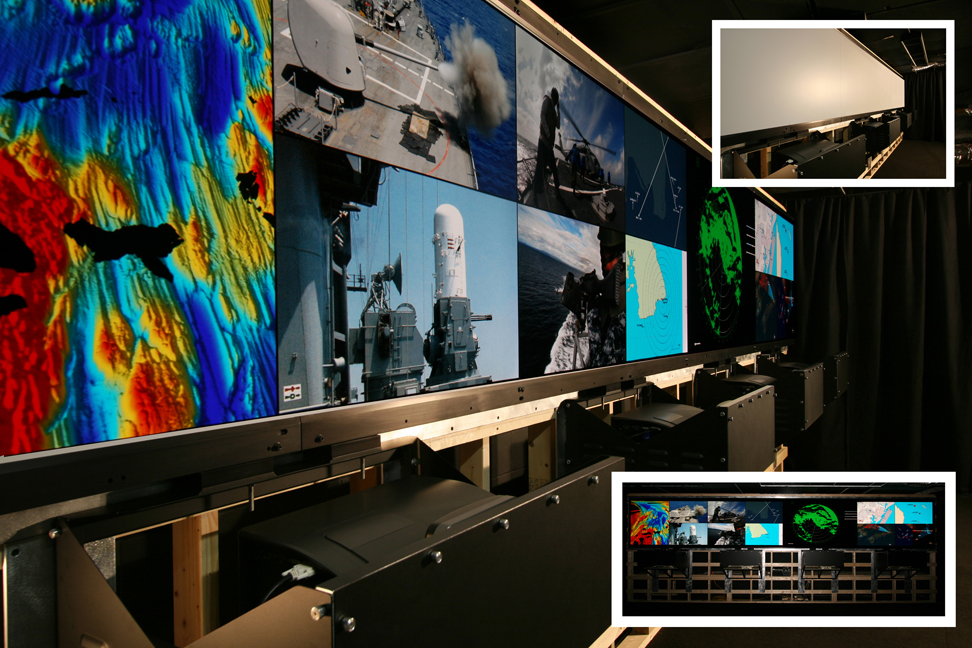 Multi-Mission Display (MMD) System